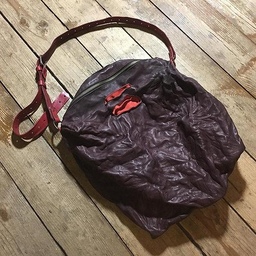 Кожаная сумка Maxim Sharov