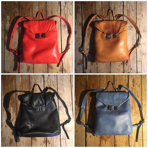 Кожаный рюкзак Maxim Sharov BP-074