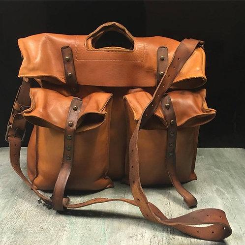 Кожаная сумка Maxim Sharov B-038