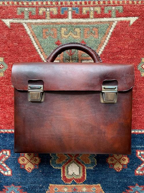 Кожаный портфель Maxim Sharov B-012-1