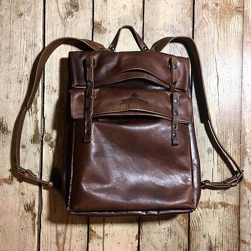 Кожаный рюкзак Maxim Sharov BP-12600