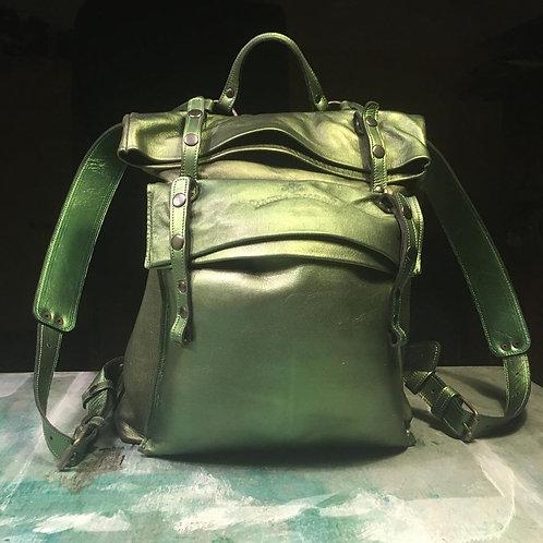 Кожаный рюкзак Maxim Sharov BP-8700