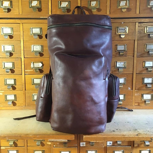 Кожаный рюкзак Maxim Sharov