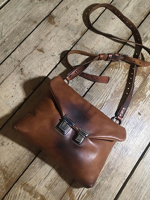 Кожаная сумка Maxim Sharov SB-006