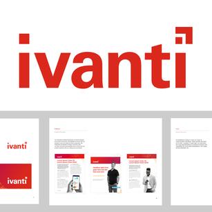 Ivanti Logo and BrandGuidelines