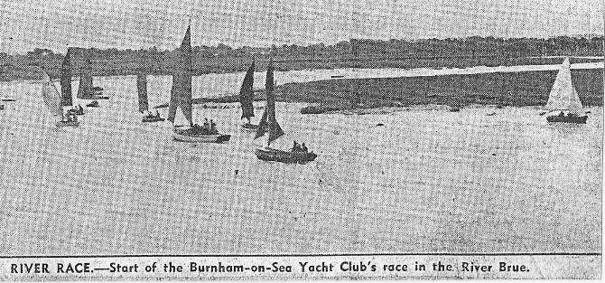 1953 Brue Race