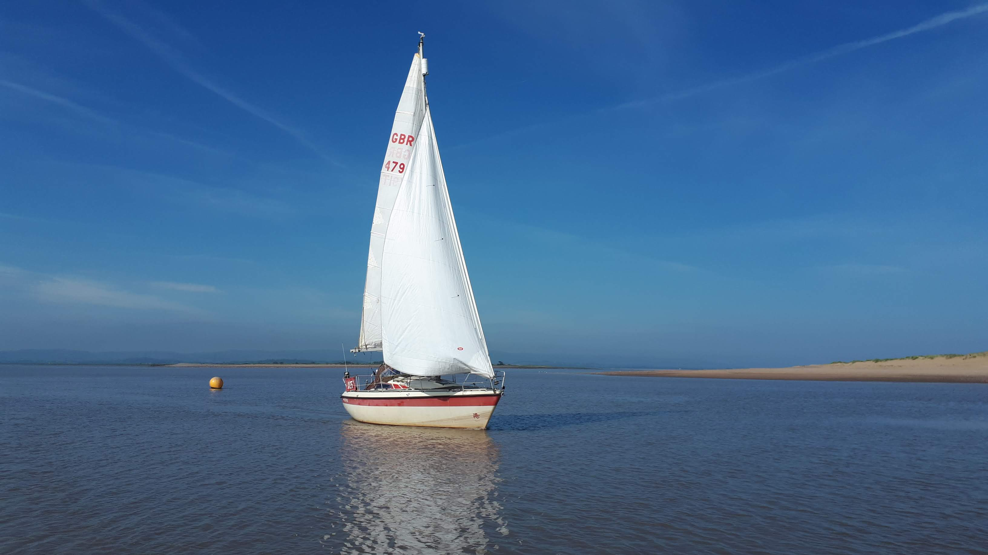 Burnham On Sea Sailing