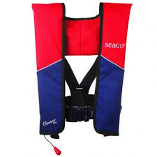 Burnham On Sea Safety Info Life Jacket