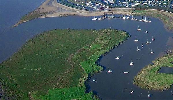 River Brue Moorings