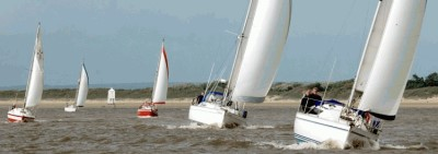 Burnham On Sea Sailing Racing