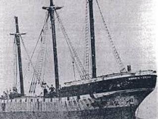 The SS Nornen's Last Journey - 1897