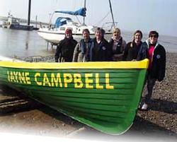 Cornish Pilot Gig Rowing