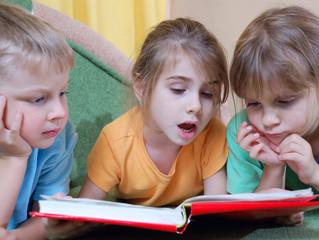 #5 Как привить ребёнку любовь к книге и чтению на всю жизнь
