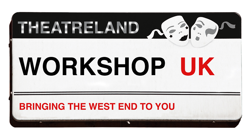 Theatreland Workshop Sign