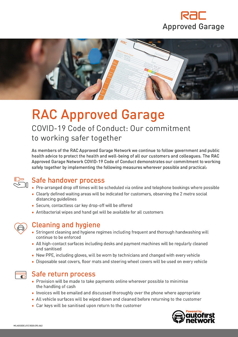 CRS-862_Approved Garage Code of Conduct.