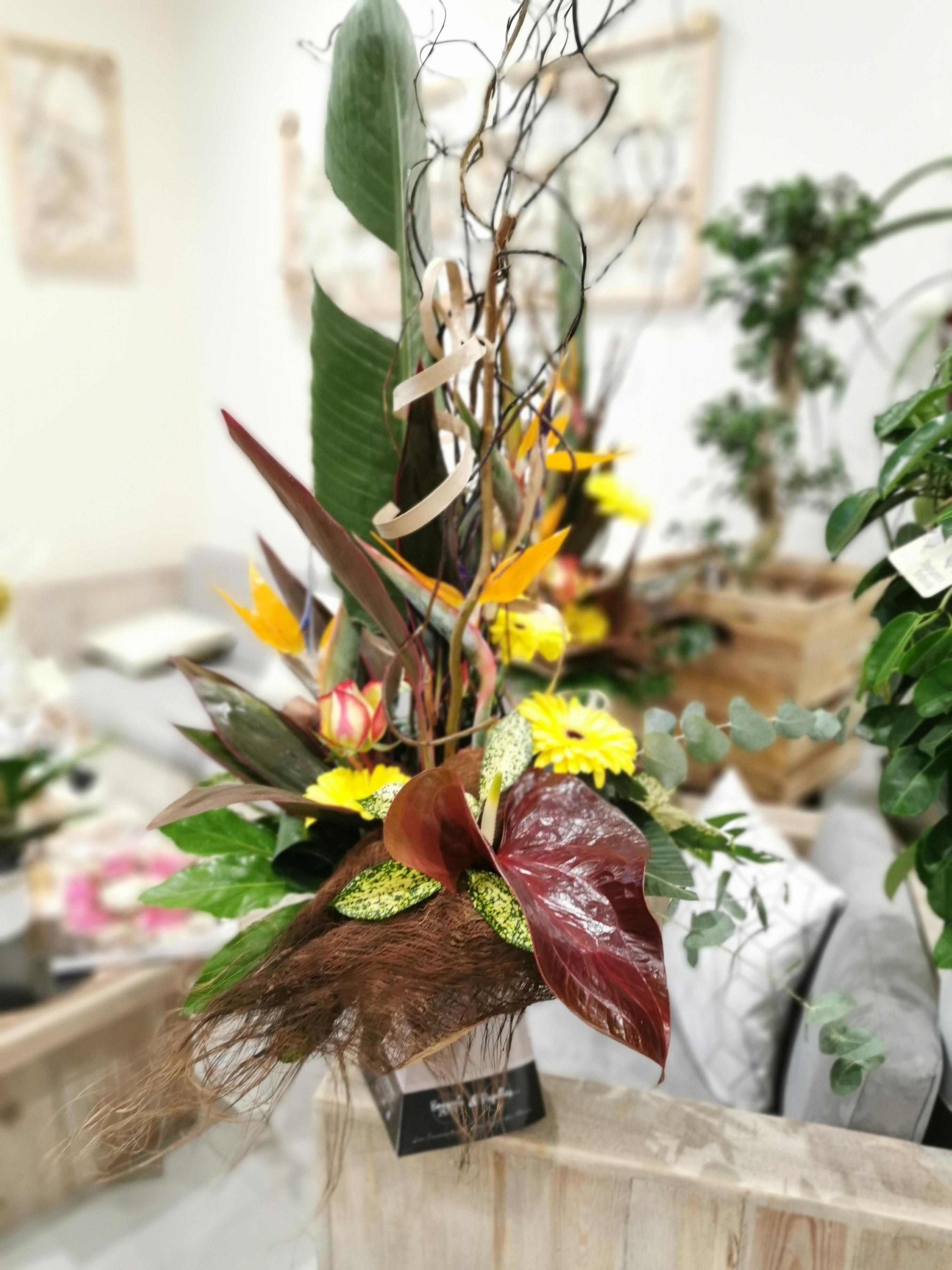 Bouquet Linéaire