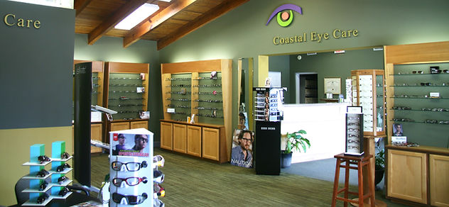 Coastal Eye Care, Optical