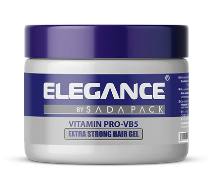 Elegance Extra Strong Protection - Strong Hold Hair Gel