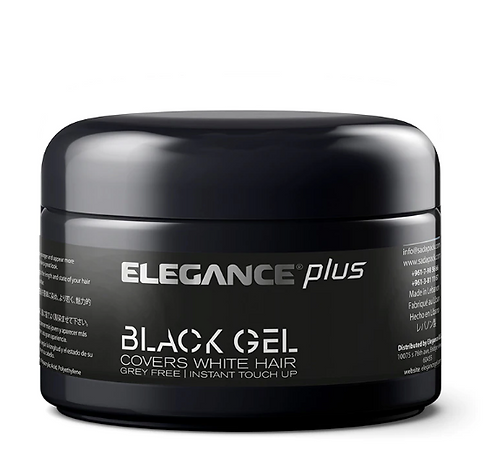 Hair Styling Gel Plus Color