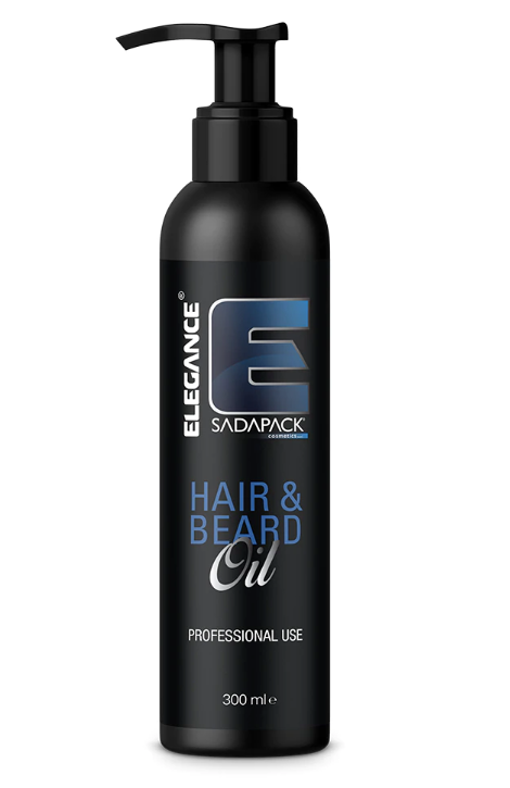 Elegance Hair & Beard Oil - 300 ml