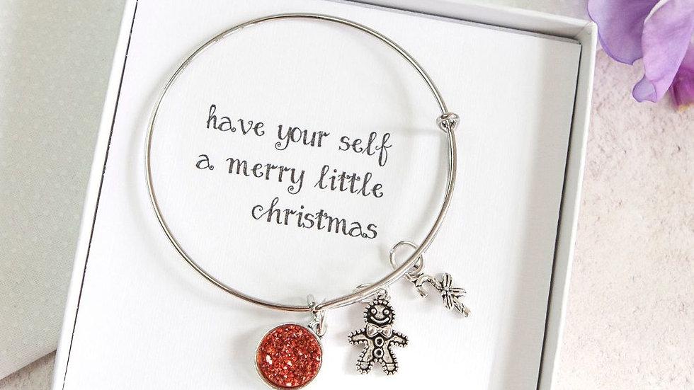 CHRISTMAS BANGLE