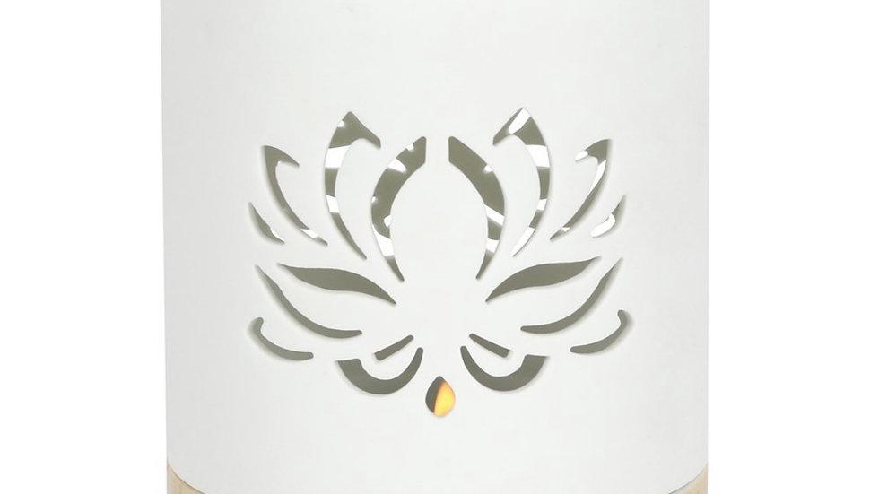 Lotus ceramic oil / wax burner
