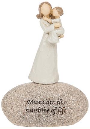 Sentiment Stones Mum's