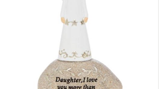 Stone Sentiment Angel Daughter