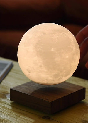 Smart Levitating Moon Lamp