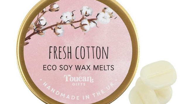 FRESH COTTON ECO SOY WAX MELTS