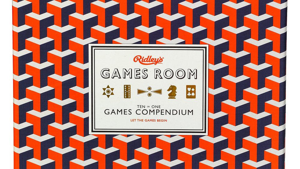 RIDLEYS GAMES COMPENDIUM
