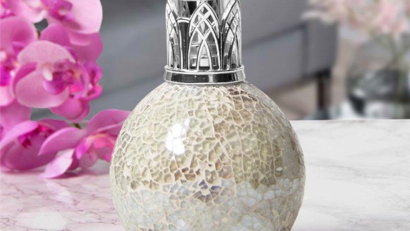 Mosaic Fragrance Lamp, Pearl