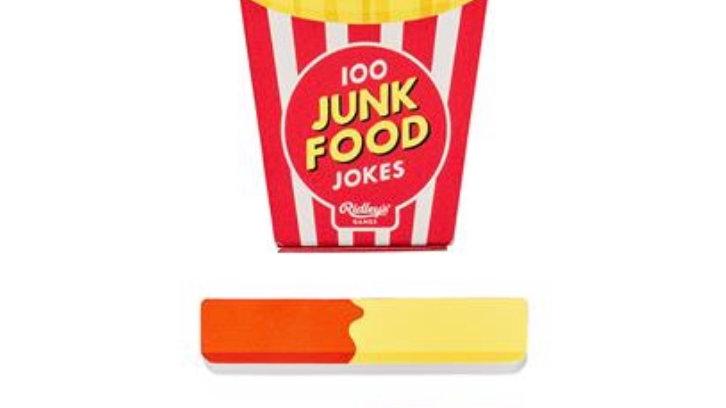 JUNK FOOD JOKES