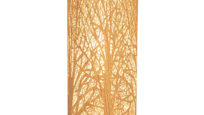 OAK EFFECT TREE AROMA TOUCH LAMP