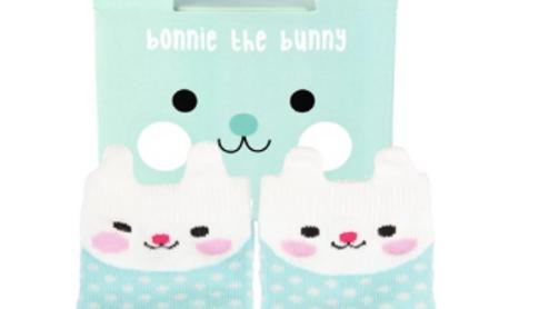 BONNIE THE BUNNY SOCKS 1 PAIR