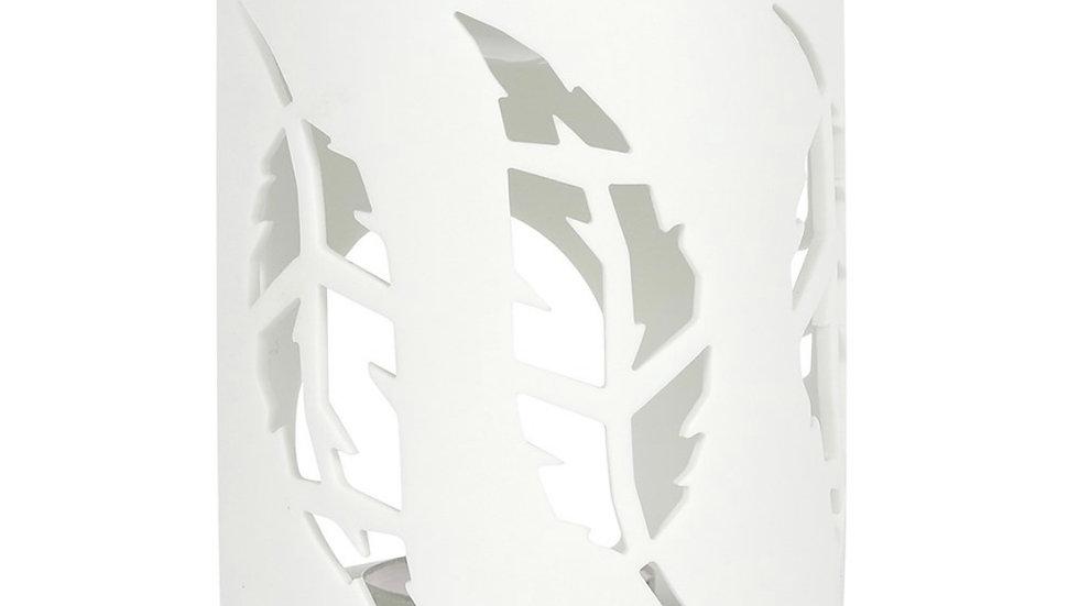 White Feather Cut Oil Burner