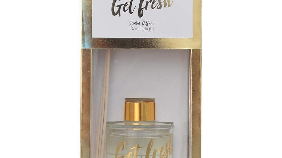 Get Fresh Reed Diffuser in Gift Box Fresh Linen