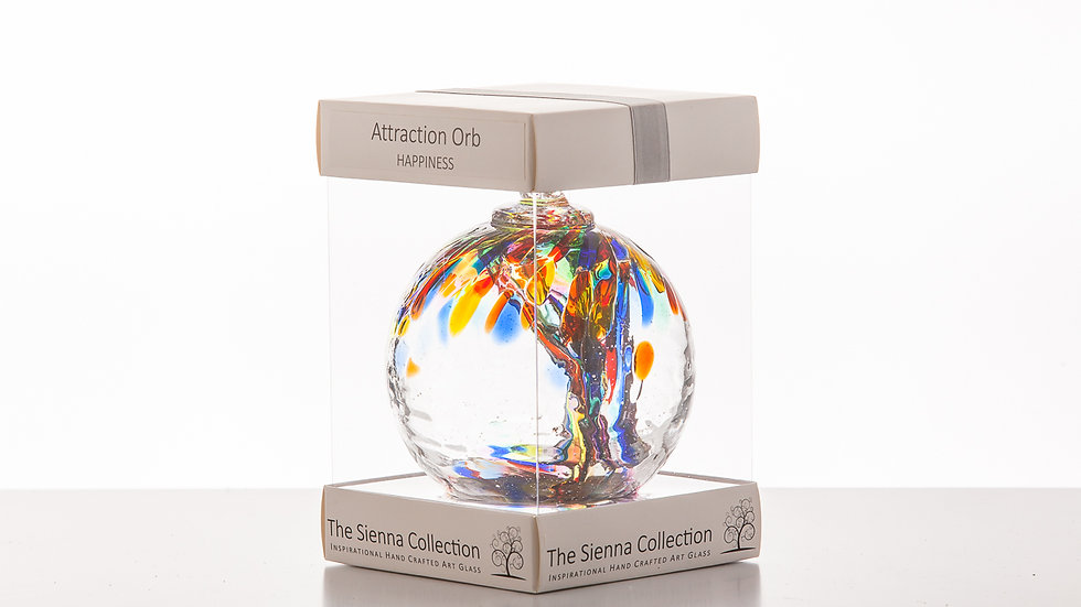 HAPPINESS 10CM ATTRACTION ORB