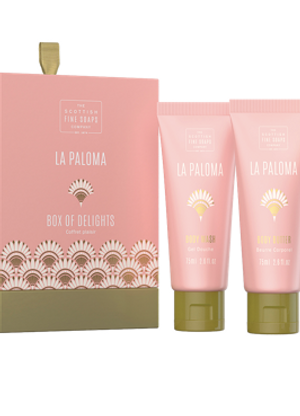 LA PALOMA BOX OF DELIGHTS