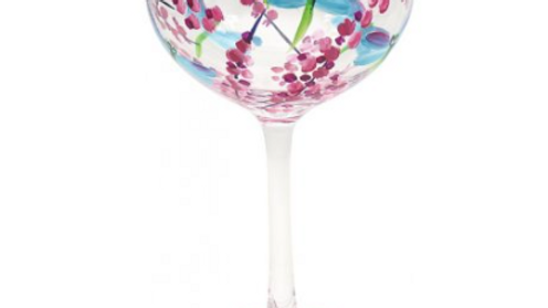 GIN GLASS - DRAGONFLY