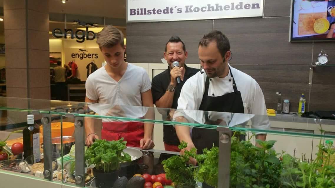 Koch für Zuhause Berlin