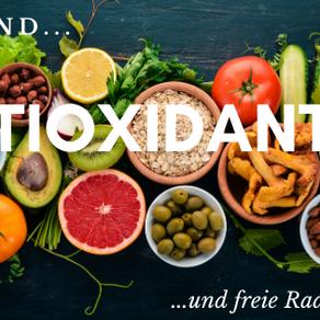 Was sind freie Radikale und Antioxidantien?