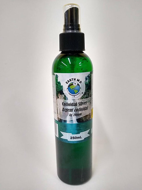 Earth M.D. Colloidal Silver