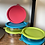 Thumbnail: Messy Mutts Stainless Steel Bowls and Three Silicone Lids