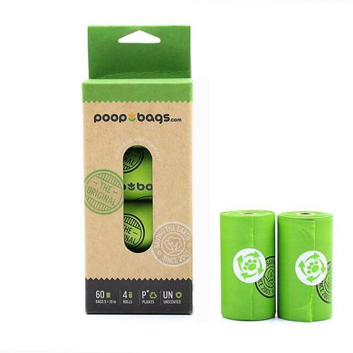 Poop Bags (100% plant matter)