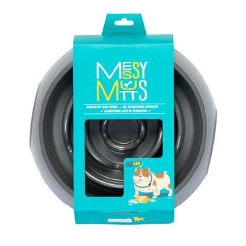 Messy Mutts Interactive Slow Feeder