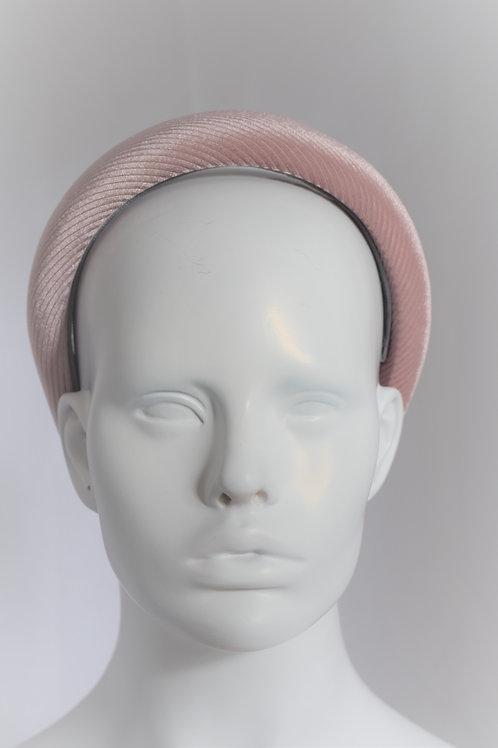 Lucinda Headband- Dusty Pink