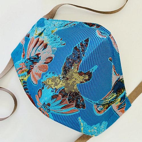 Luxe Mask- Bluebird