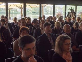 """""""Gespräche über Lärm"""" in Birkenwerder"""