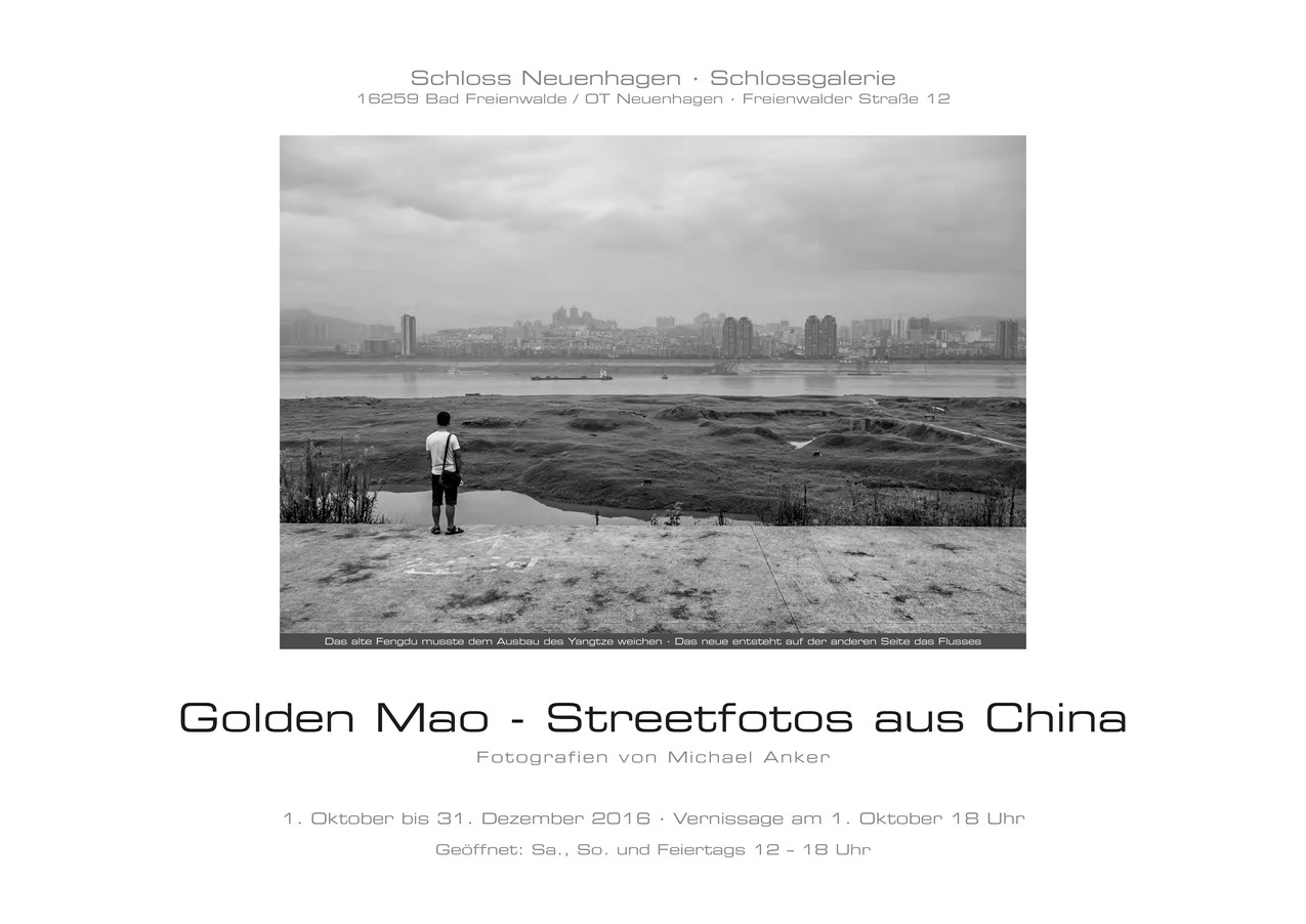 Ausstellung China 2016 Plakat kl-1